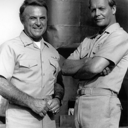 Robert Conrad and David Soul • The Fifth Missile