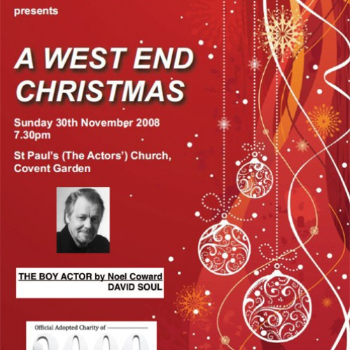David Soul • West End Christmas