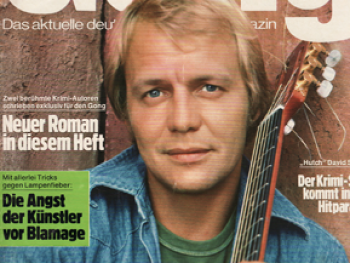 Television - The Official Web Site of David Soul