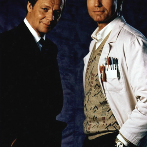 David Soul and Kent McCord • UNSUB