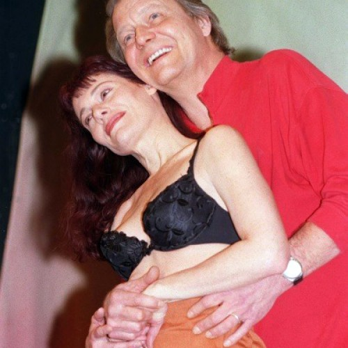 Alexa Hamilton and David Soul • The Dead Monkey