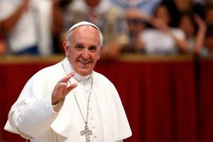 Pope Francis Cuba