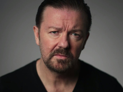 Ricky Gervais David Soul Dog Meat Trade