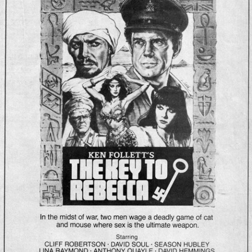 David Soul • Television Ad • The Key to Rebecca