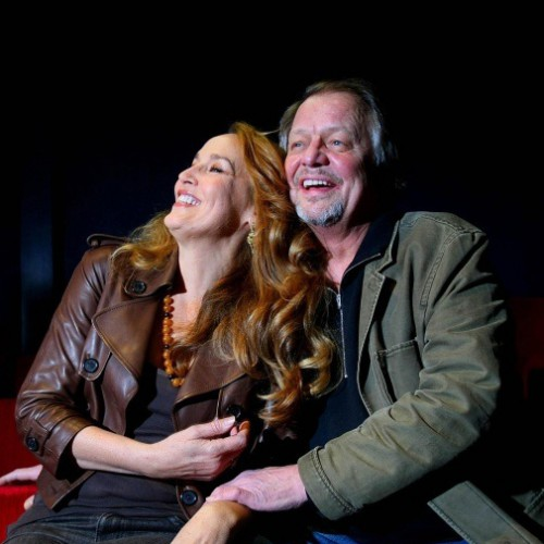 Jerry Hall and David Soul • Love Letters