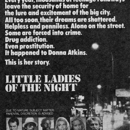 David Soul • Television Ad • Little Ladies of the Night