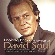 David Soul Looking Back Silver Lady