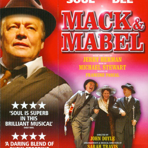 David Soul • Mack and Mabel