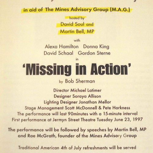 David Soul • Missing in Action