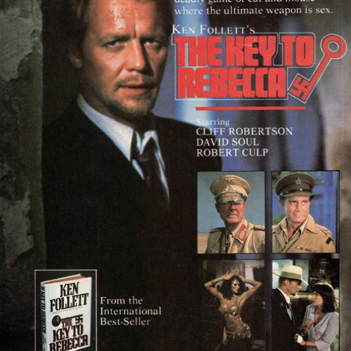 David Soul • Advertisement • The Key to Rebecca