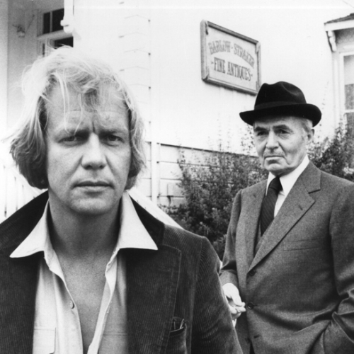 David Soul and James Mason • Salem's Lot
