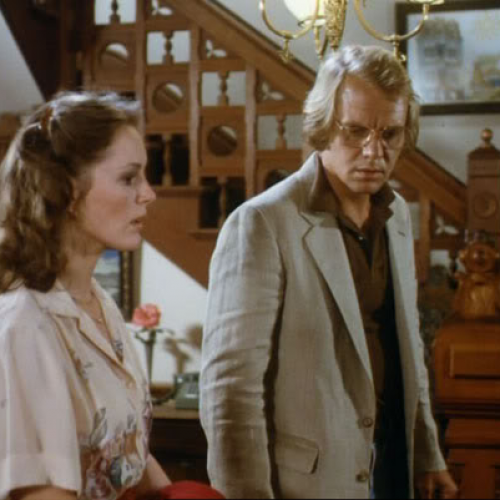 Bonnie Bedelia and David Soul • Salem's Lot