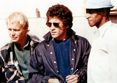David Soul, Paul Michael Glaser, and Antonio Fargas