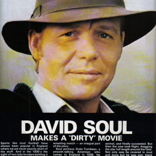David Soul • Magazine Article • The Stick-Up