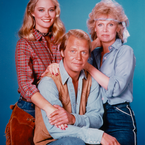 Cybill Shepherd, David Soul, and Susan Anspach • The Yellow Rose
