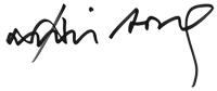 David Soul Autograph