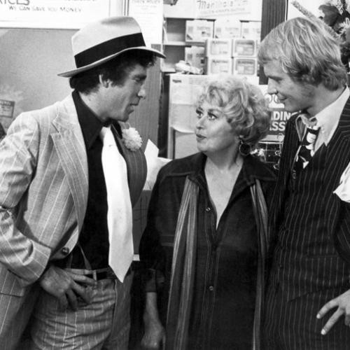 Paul Michael Glaser, Joan Blondell, and David Soul • Starsky and Hutch