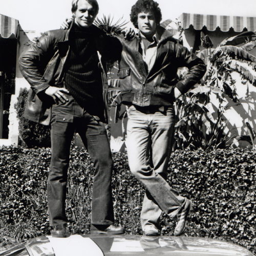 David Soul and Paul Michael Glaser • Starsky and Hutch