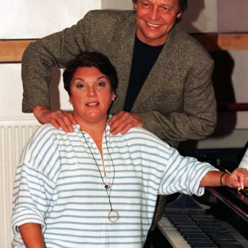 Tyne Daly and David Soul • Anything Goes