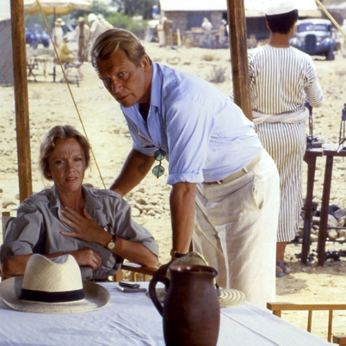 Hayley Mills and David Soul • Appointment With Death