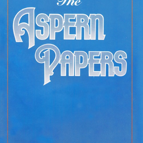David Soul • The Aspern Papers