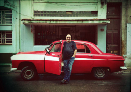 David Soul finds a familiar friend in Cuba