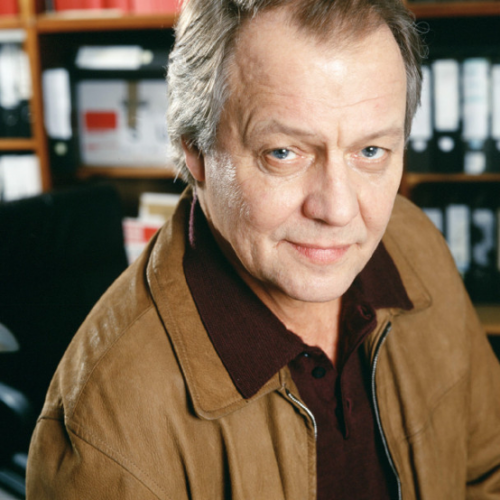 David Soul • Inspector Lewis: The Indelible Stain