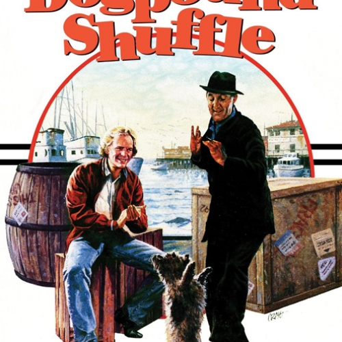 DVD Cover • Dogpound Shuffle