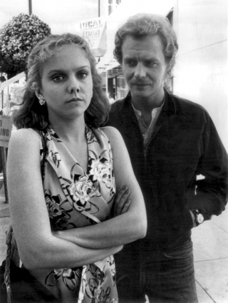 Linda Purl and David Soul in 'Little Ladies of the Night'