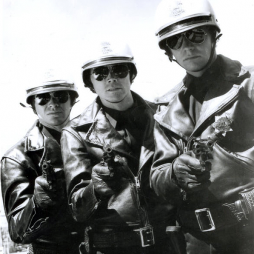 Robert Urich, Tim Matheson, and David Soul • Magnum Force