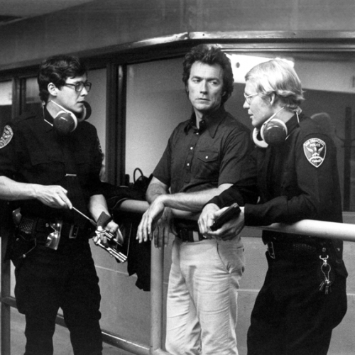 Tim Matheson, Clint Eastwood, and David Soul • Magnum Force