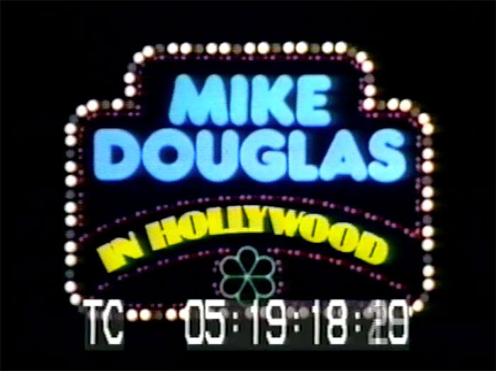 David Soul on Mike Douglas