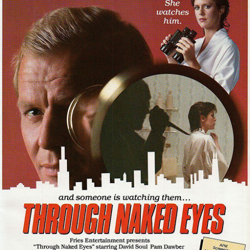 David Soul • DVD Cover • Through Naked Eyes