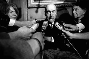 David Soul and Pablo Neruda