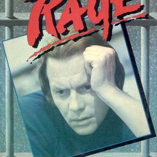 David Soul • VHS Cover • Rage!