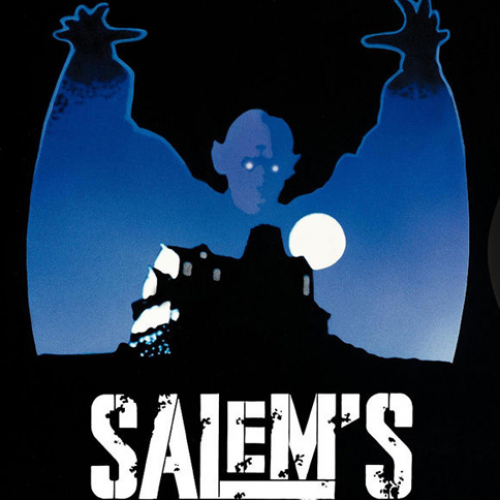 DVD Cover • Salem's Lot