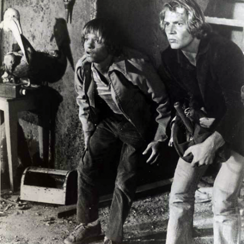 Lance Kerwin and David Soul • Salem's Lot
