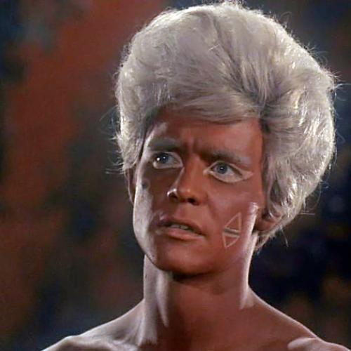 David Soul • Star Trek: The Apple