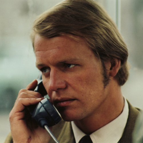 David Soul • The Streets of San Francisco: Hall of Mirrors
