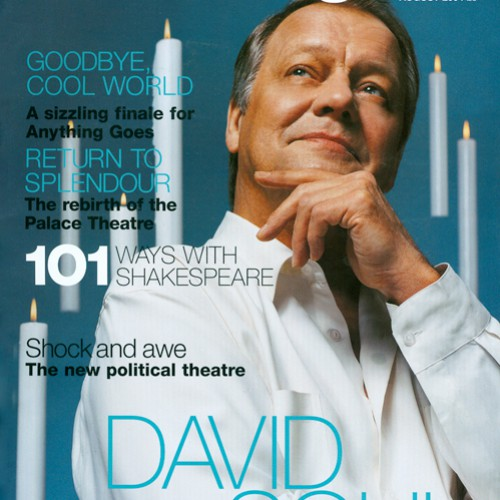 David Soul • Theater Goer • Jerry Springer: The Opera