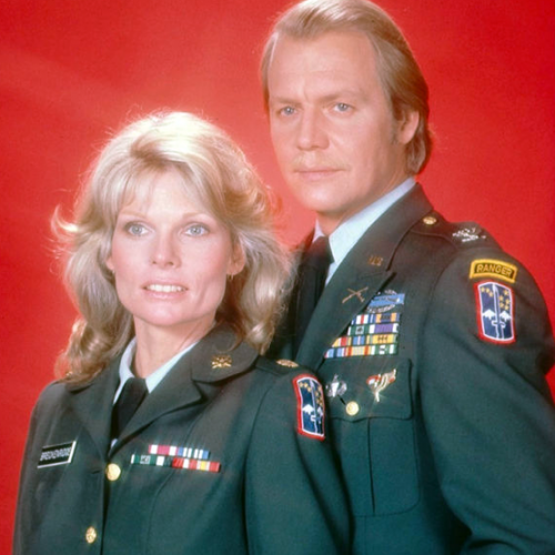 David Soul and Cathy Lee Crosby • World War III