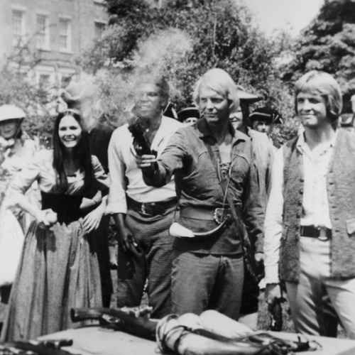 David Soul • The Young Rebels: The Age of Independence